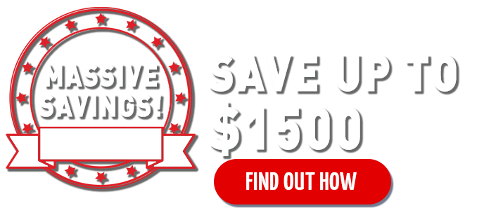 Save up to $1500 on Bird Proofing