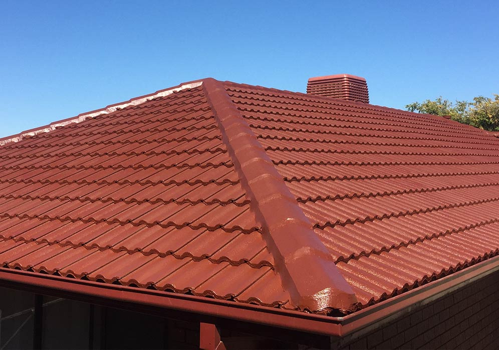 We can clean, seal and repair your roof, restoring unsightly discolouration problems and extending the lifespan of the roof itself.