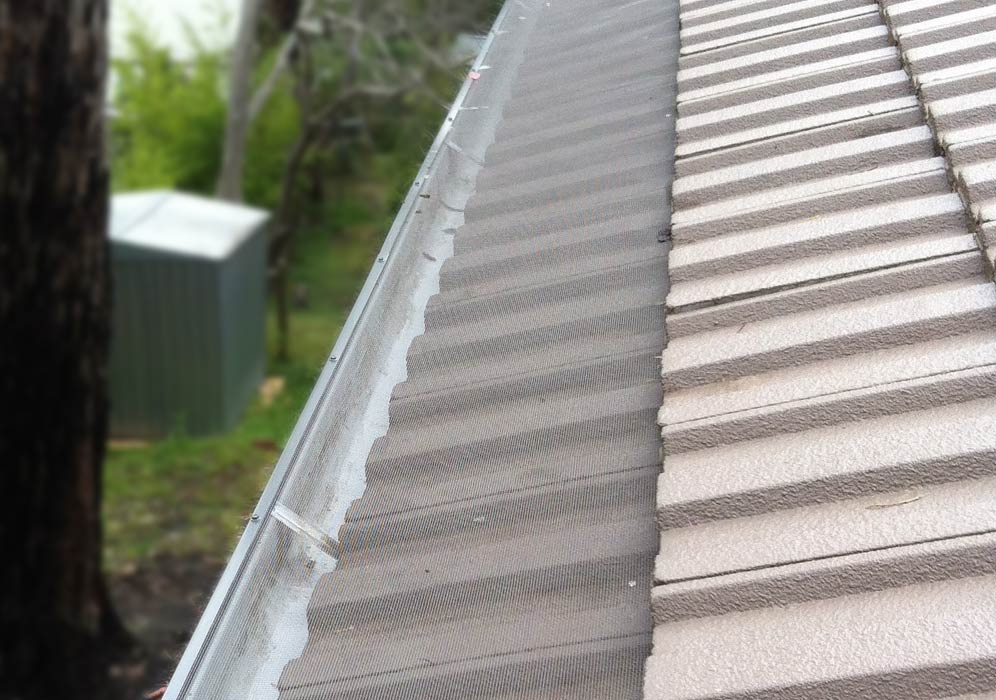 At UltraFlow Home Solutions, we provide a preferable alternative to manual gutter cleaning.