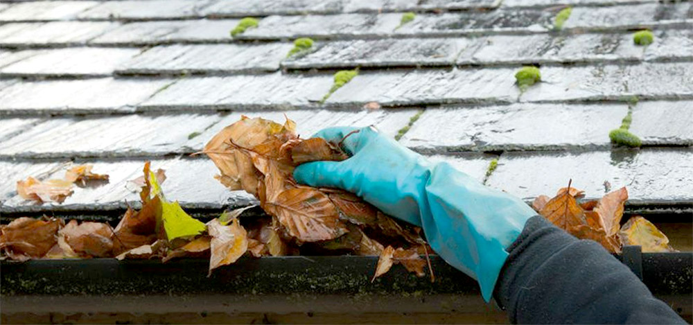 Stop clearing out your gutters, UltraFlow can install Gutter Mesh so you never have to worry about it again.